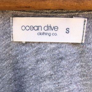 Ocean Drive Other - Ocean Drive Striped Baja Sweatshirt